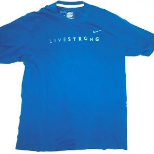 Shirt   Men's Nike Livestrong Shirt